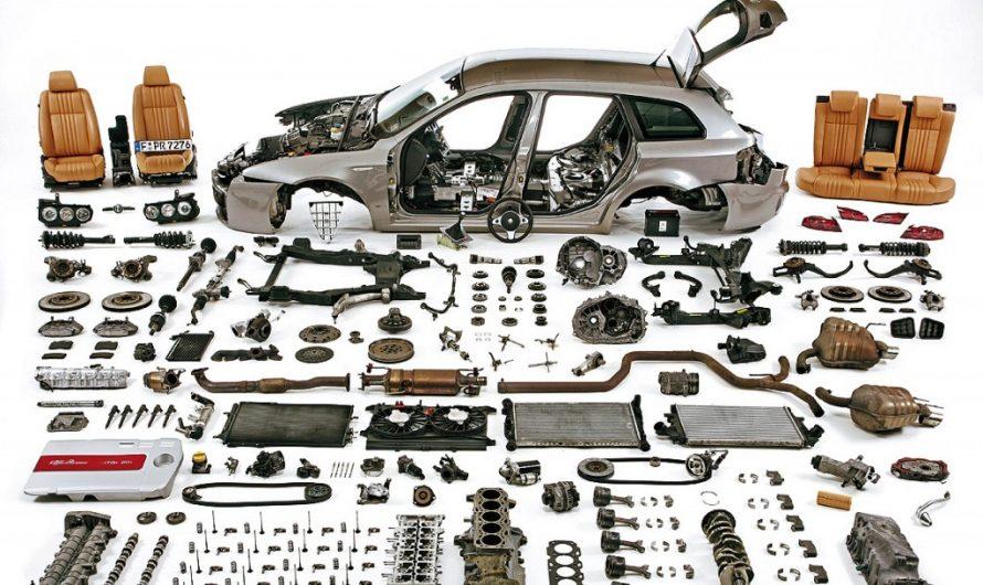 ¿Piezas de segunda mano para coches o nuevas?