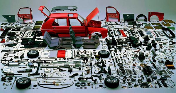 cómo obtener recambios de automóvil baratos