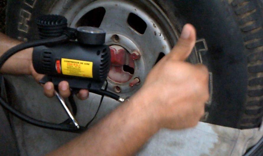 Compresores de aire para neumáticos
