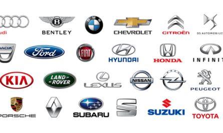 Marcas de coches más valiosas en bolsas